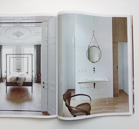 elle decor italia badkamer en master bedroom