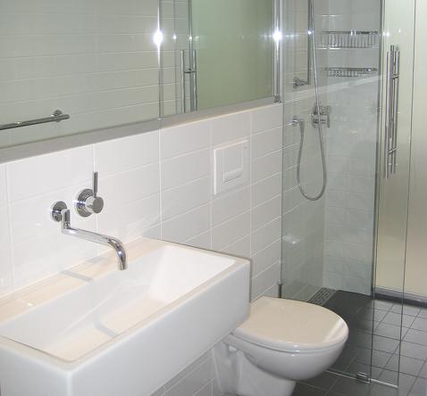 senioren badkamer begane grond