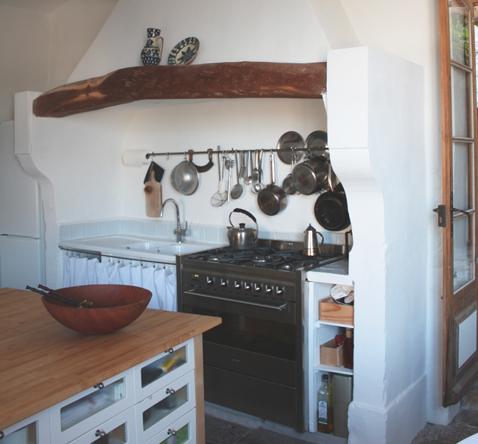 keuken stucwerk en aanpassing schouw