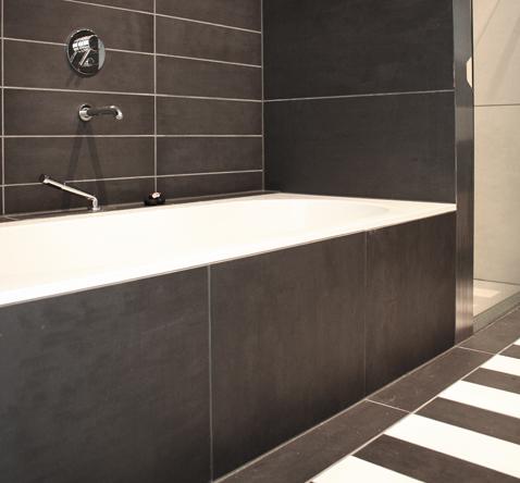 badkamer in opdracht van interieurarchitect