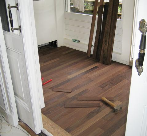 houten vloeren wenge onbehandeld