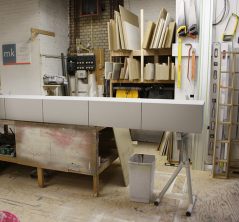 grijze wandkast werkplaats MK-JS