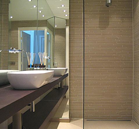 badkamer bijzonder tegelwerk