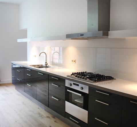 montage en plaatsing ikea keuken