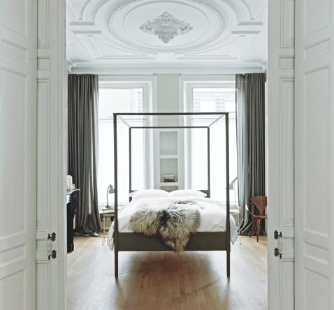 elle decor italia master bedroom restauratie