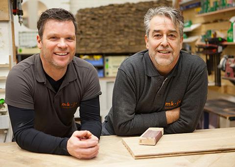 Johan en Mario MK-JS mk js Interieur verbouw interieurbouw aannemers